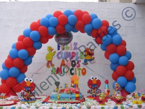 Fiestas infantiles -chupeteras, piñatas, sorpresas, decoracion globos, fomi, tortas, bocaditos