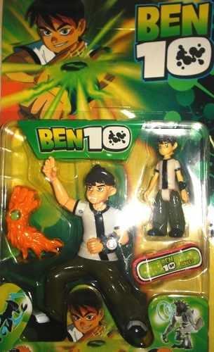 Ben 10 el muñeco mas vendido al mejor precio + barato compra ya!!!