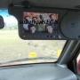 Facil instalación: TELEVISOR, DVD, CD, MP3, USB...para  vehiculos