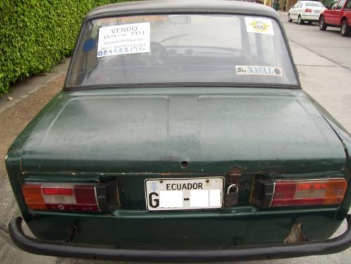 Fotos de Lada 2106 1993 $1600dolares guayaquil 084488156 movistar 12/12/08 2