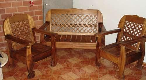 Fotos de Muebles de madera 4