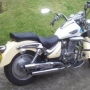 Moto estilo clásica 250cc. 1000km perfecto estado