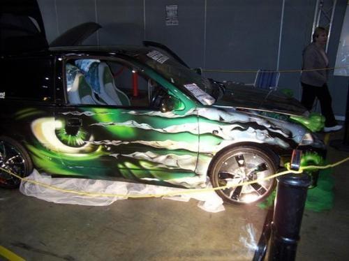 Tecnico pintura automotriz