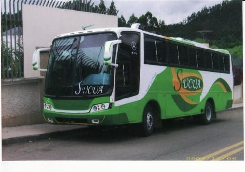 Vendo buss interprovincial mercedez benz