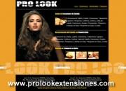 PROLOOK: Extensiones de Cabello, Tratamientos Capilares, Peluquerias en Quito, Ecuador