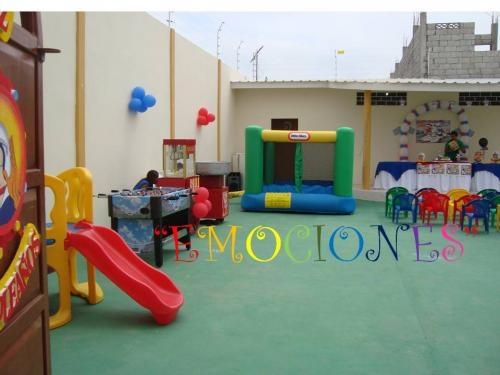 Cancion Infantil Baño De Burbujas:Local de fiestas infantiles emociones en Guayas, Ecuador – Otros