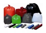 Venta de fundas de plastico rollos guantes envases plásticos