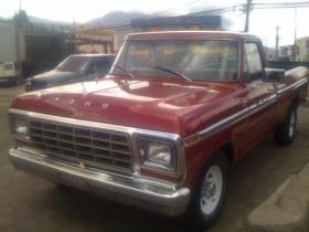 Fotos de Camioneta Ford 77