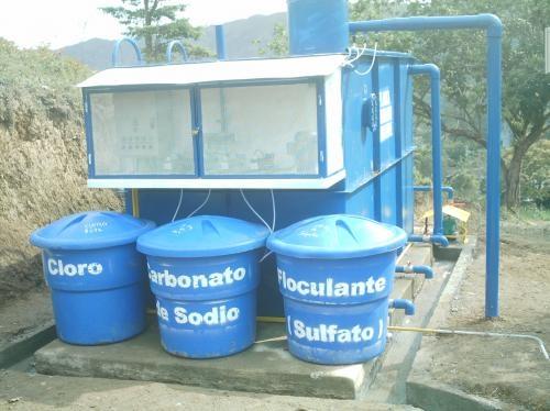 Agua Potable y Residual de Agua Potable o Residual