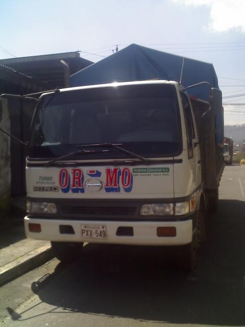 Transporte machala loja ormo express