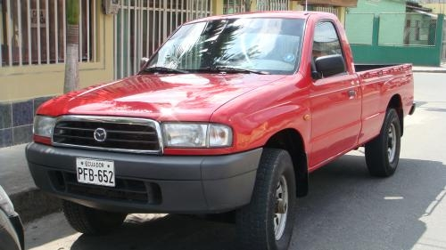 Cabina Simple 4x4 2003 2
