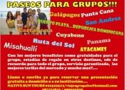VIAJES GRUPALES 2010!!!