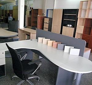 Pin divisiones de modulares aluminio y vidrio otras ventas for Muebles de oficina olx