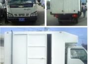 Vendo Camión NHR 2007