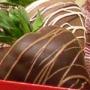 CHOCOLATES Y FRUTAS CHOCOLATADAS