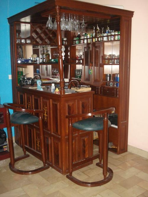 Mueble bar esquinero fotos 20170811095626 - Barras de bar para salon de casa ...