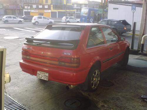 Fotos de Mazda 3 puertas 98 1.5 3
