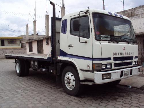 Vendo camion mitsubishi fuso para 12 toneladas