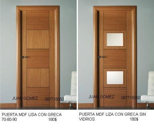 Puertas para ba o modernas for Modelos de puertas de bano de madera