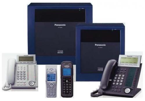Centrales telefónicas panasonic/panatel