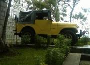 Vendo jeep willy´s cj 5 1966 4x2