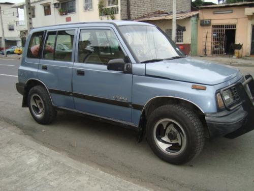 vehiculo vitara: