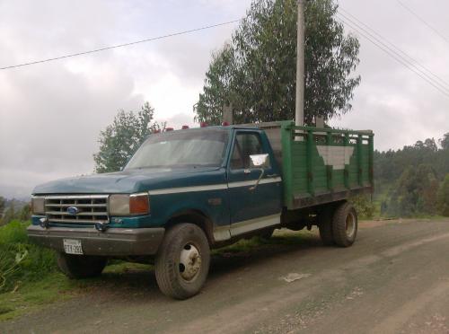 Fotos de Venta de ford 350 ano 90 2
