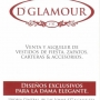 ALQUILER Y VENTA DE VESTIDOS D`GLAMOUR