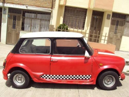 Fotos de mini austin el mejor auto en pichincha