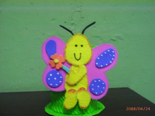 Manualidades con fomix para fiestas infantiles y eventos en ...