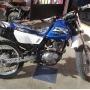 Vendo moto SUZUKI DR 200 CROOS