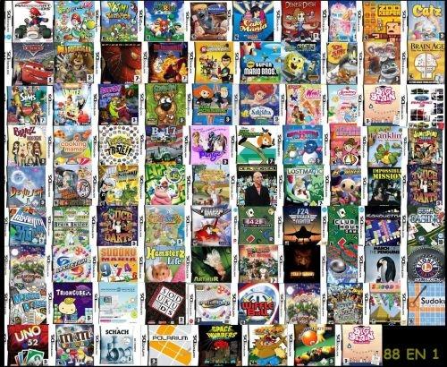 listado de video juegos: