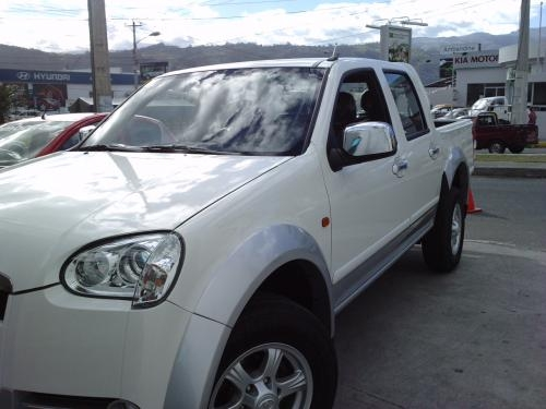Camioneta doble cabina great wall wingle - Autos, Motos, Otros