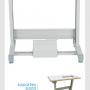 Soportes - estantes para maquinas de coser