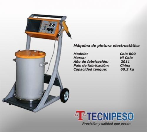 Venta de maquinas de pintura electrostatica al mejor precio!