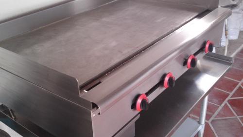 Hermoso planchas de cocina industriales im genes for Planchas de cocina industriales de segunda mano