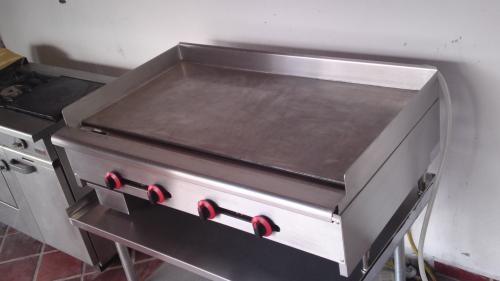 Genial planchas cocina industriales fotos comprar plancha - Plancha de cocina ...