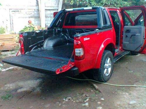Vendo camioneta chevrolet 4x4 doble cabina