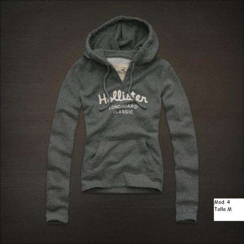 Hollister Ropa Mujer Sacos