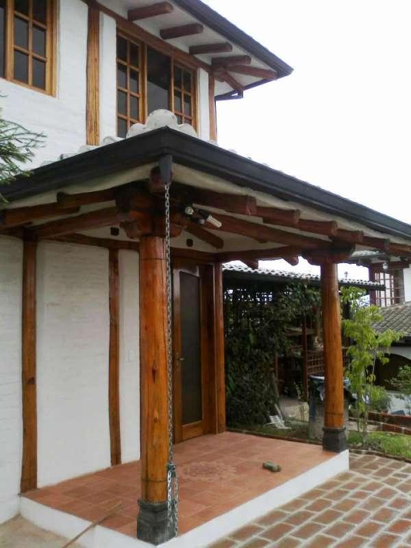 Construccion de casas de campo rusticas en Pichincha - Otros ...