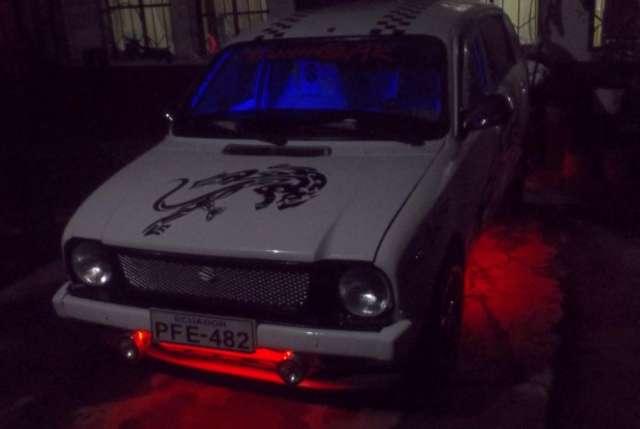 suzuki fronte año 79 con motor datsun 1200 2