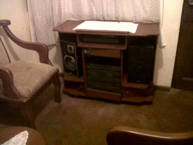 Muebles de sala   mueble de equipo de sonido y mueble para lcd en ...