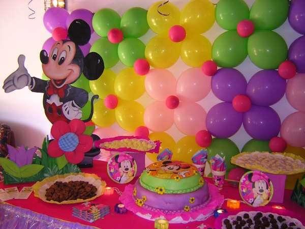 Bocaditos fiestas infantiles imagui - Decoracion fiesta cumpleanos infantil ...