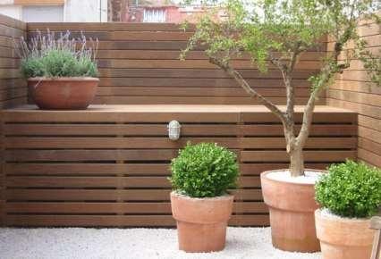 fotos de jardineras diseno interior sostenible