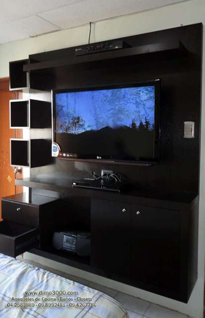 Imagenes de muebles para tv plasma - Fotos muebles para tv ...