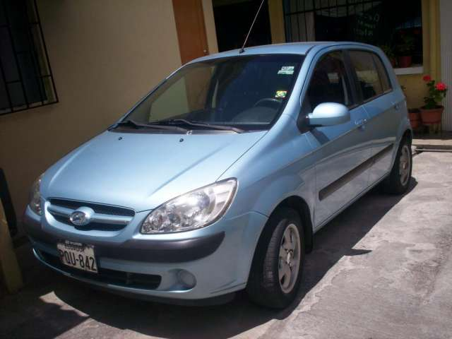 Fotos de VENDO FLAMANTE HYUNDAI GETZ 1.6 FULL 2007 - Pichincha - Autos