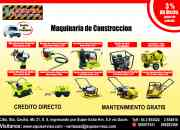 maquinas compactadoras para construccion