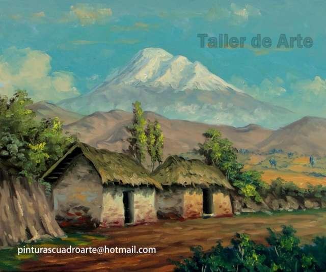 Fotos de venta cuadros pinturas al leo medidas 60x50cm - Cuadros a medida ...
