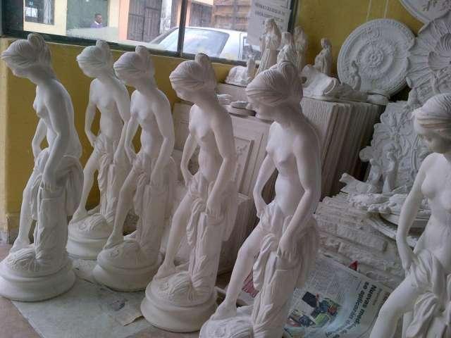 Yeso Decoracion Casas ~   materiales para cielo raso, decoraciones, apliques, rosetones en yeso