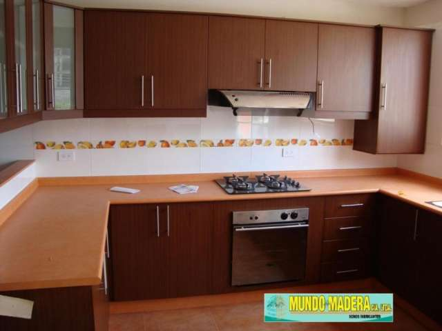 Muebles para cocinas de mdf - Muebles de cocina modulares ...
